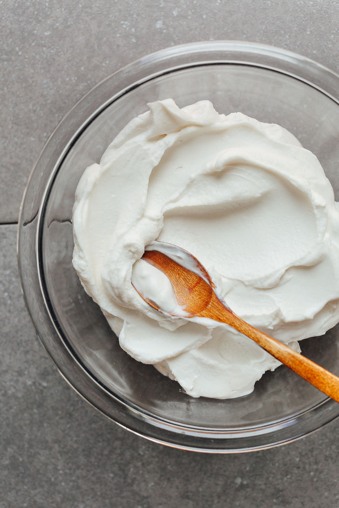 COCONUT YOGURT CHEESE