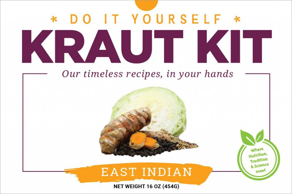 DIY Kraut Kit - Edible Alchemy - Super Natural Foods