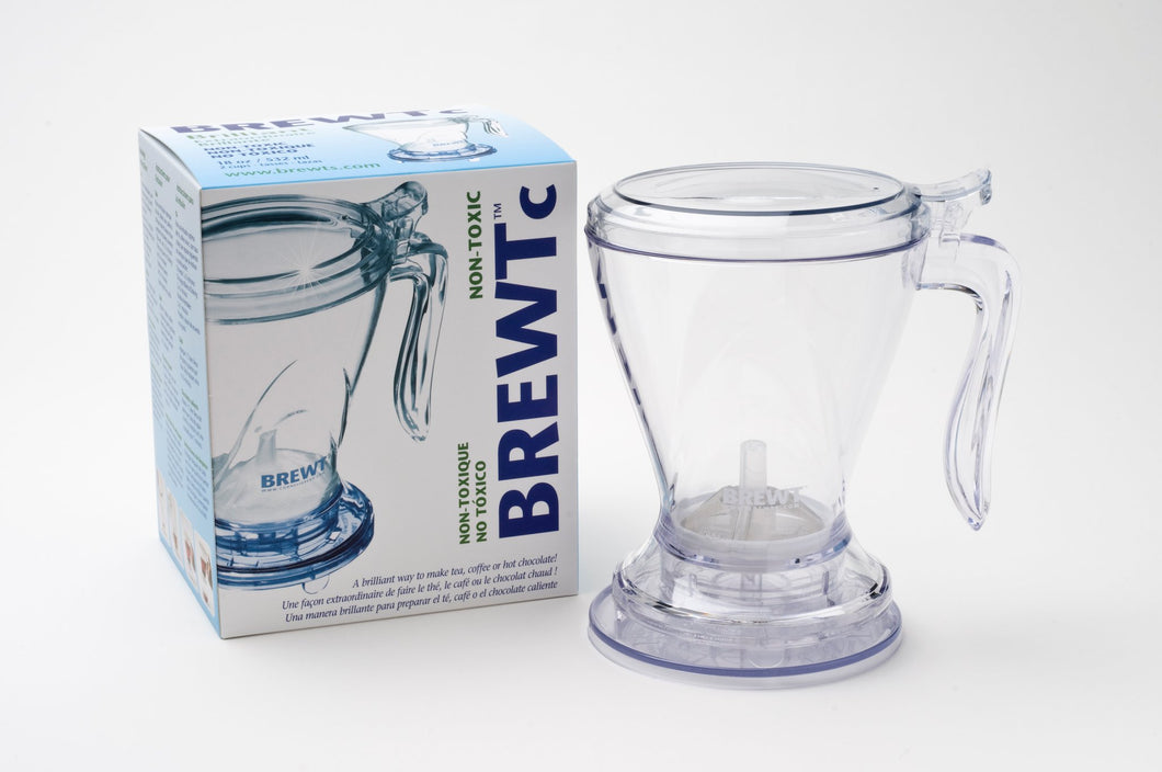 BREWT (Coffee or Tea Infuser)