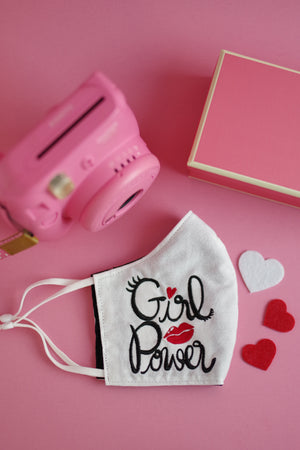 Girl Power Face Mask - Maskwalla