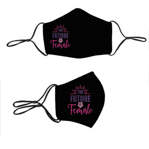 The Future is Female Face Mask - Maskwalla