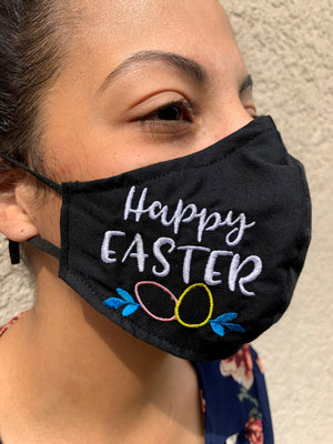 Happy Easter Face Mask - Maskwalla