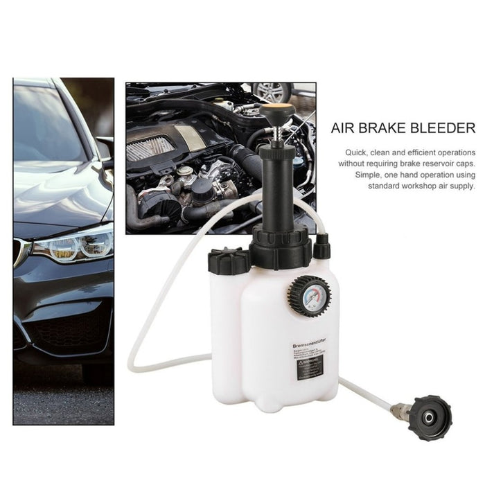 Car Brake Oil Changer Manual Brake Oil - Gadgets Giga