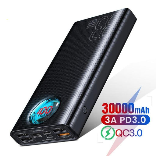 Quick Charge 3.0 Powerbank - Gadgets Giga