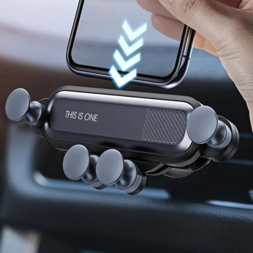 Gravity Car Phone Holder - Gadgets Giga