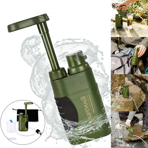 Outdoor Water Filter - Gadgets Giga