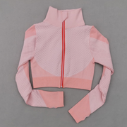2020 PUUURE Womens Yoga Suit (Pink)