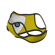 PUUURE Carbon Sport Childrens Face Mask