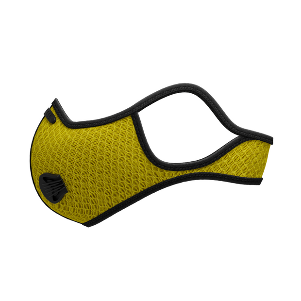 PUUURE Carbon Sport Face Mask (Childrens Size)