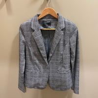 Veste KATE CHECK BL - Ichi - Outlet