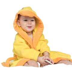 Bed & Bathtime - Baby bath robes and towels