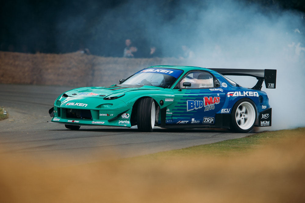 James Deane Slays Goodwood Festival of Speed in his FD3S RX7