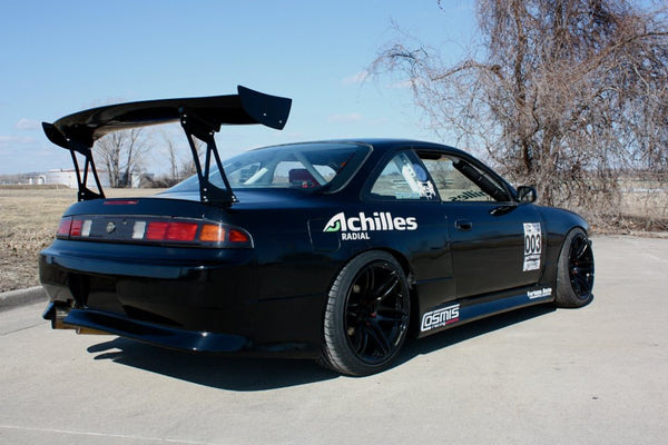 S14 240SX GT Wing Kit - Big Country Labs