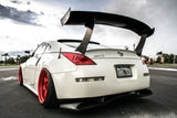 big country labs 350z