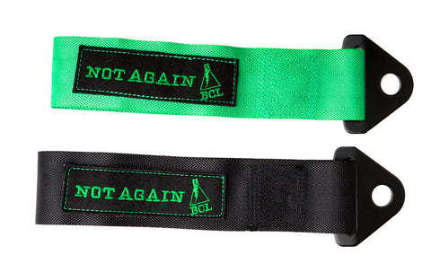Not Again Tow Strap by BCL