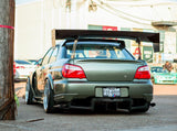 subaru wrx time attack wing