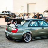 sti time attack big country labs