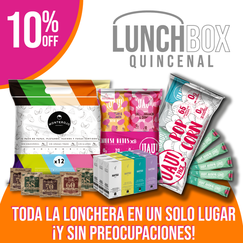 #LunchBox - Quincenal
