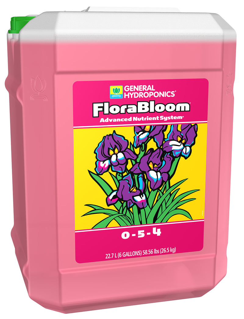 General Hydroponics FloraBloom 6 Gallon