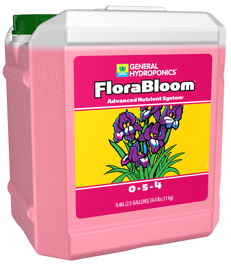 General Hydroponics FloraBloom 2.5 Gallon