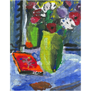 Adolphe Borie Still Life Puzzle