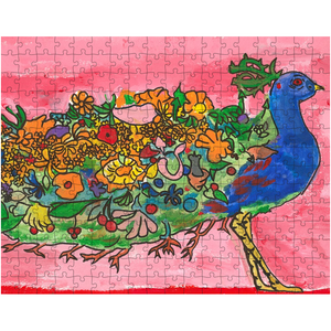 "Peter Paone ""Peacock"" Puzzle"
