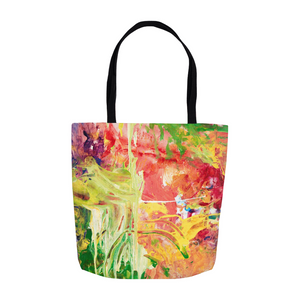 Colorful Energy Tote