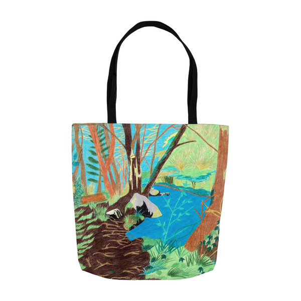 Peaceful River Tote