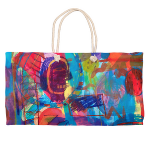 Courageous Colors Weekender Tote