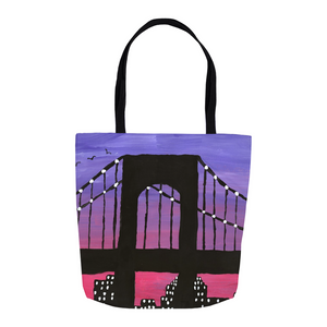 New York City Bridge Tote