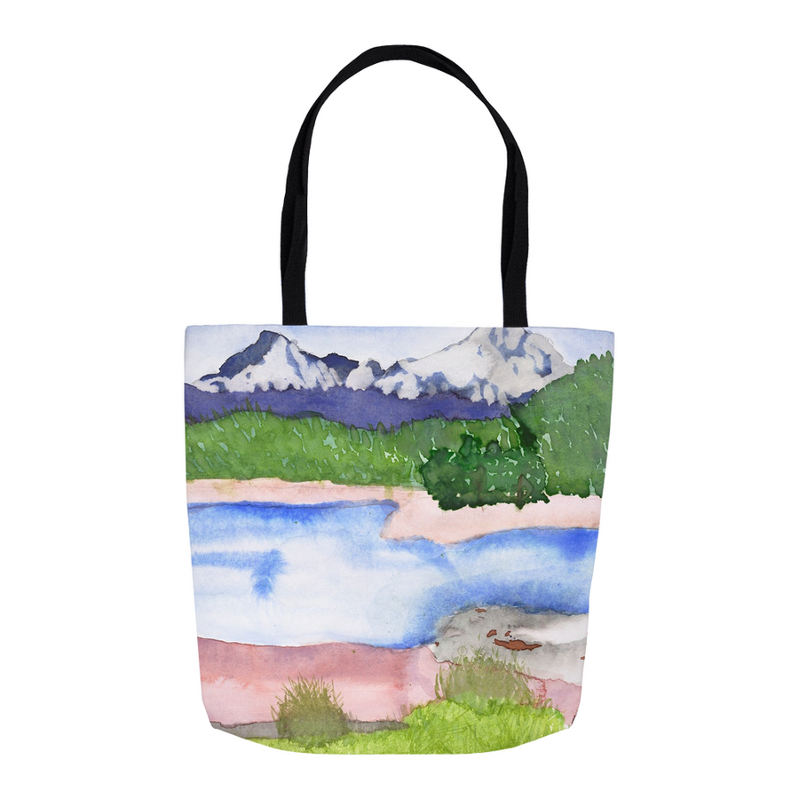 Rocky Mountains Tote