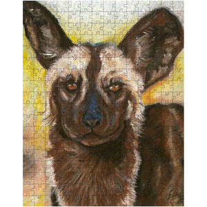 African Wild Dog Puzzle