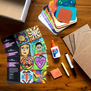 Weekend Art Kit - Buy One = Give Two!