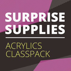 Acrylic Classpack Surprise Box
