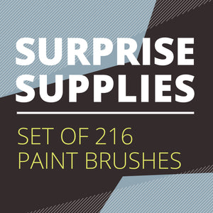Paint-Brush Surprise Box