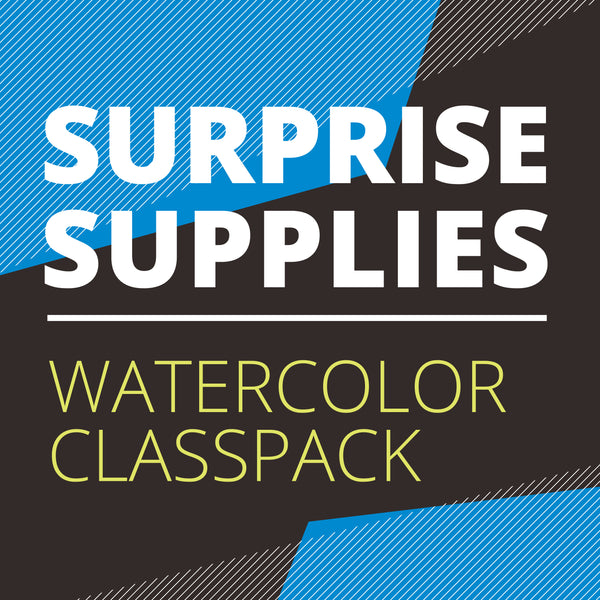 Watercolor Classpack Surprise Box