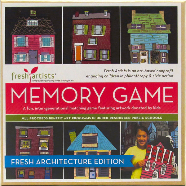Memory Game: Fresh Architecture Edition