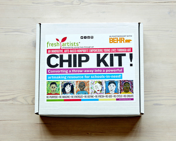 Chip Art Program Kit