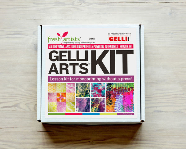 Gelli Arts® Program Kit