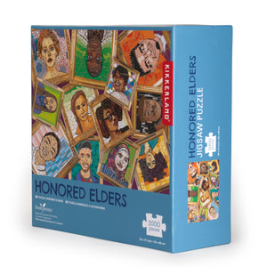 Honored Elders - Kikkerland Puzzle