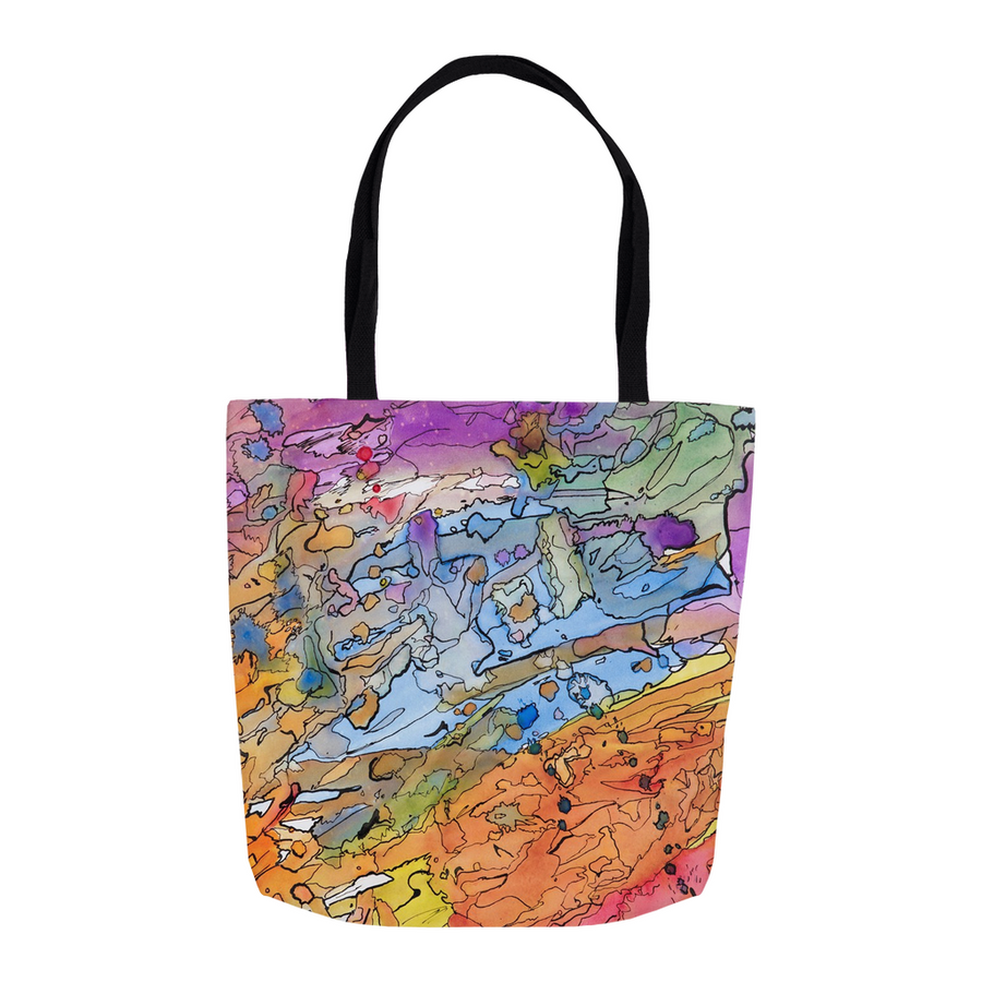 Watercolor Dreamin' Tote