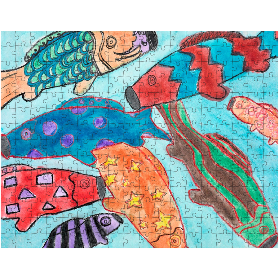 School of Fish Puzzle