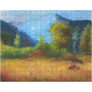 Mountainside Puzzle