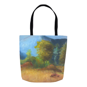 Mountainside Tote