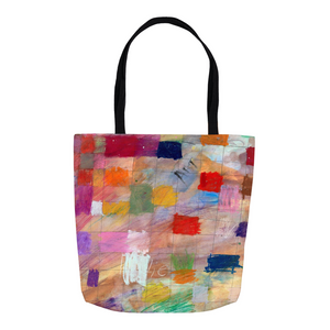 Colorful Modern Tote