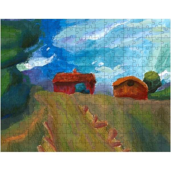 Farmhouse Puzzle