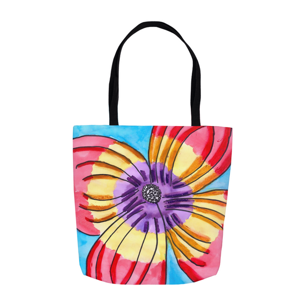 Dogwood Flower Tote