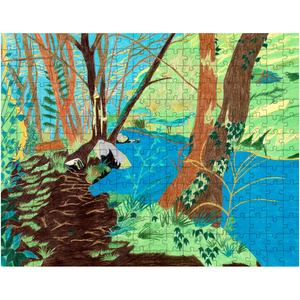 Peaceful River Puzzle