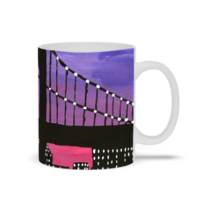 New York City Bridge Mug