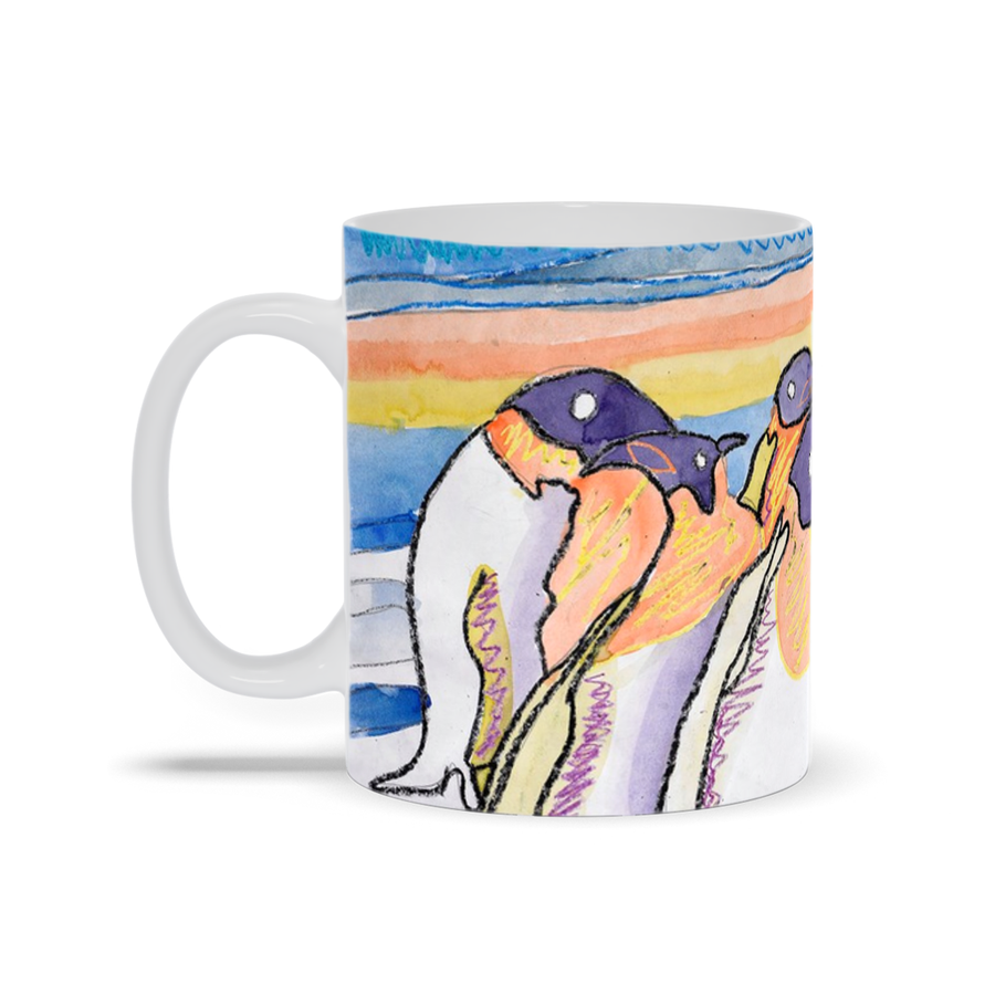Penguins Pals Mug